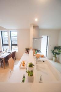 kitchen & counter