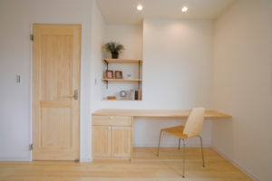 room & counter