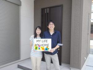 MY LIFE MY HOME(枚方市 H様ご家族)